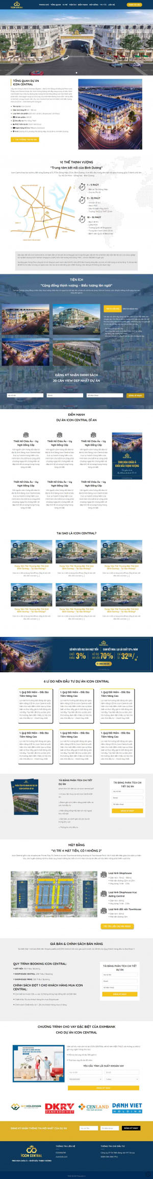 Website bất động sản bds96