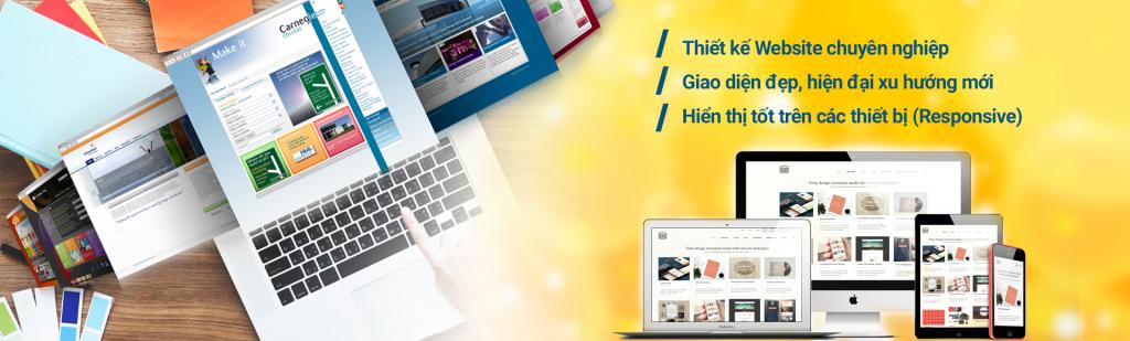 Thiết kế website bds chuyên nghiệp